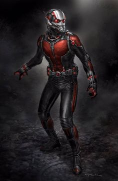 Ant-Man by Andy Park