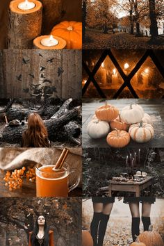 "skcgsra: "" autumn witch aesthetic (more here) """