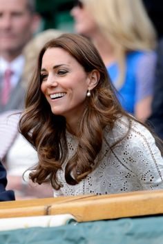 July 2, 2014 - Kate Middleton And Prince William Arrive At Wimbledon 2014 | Marie Claire