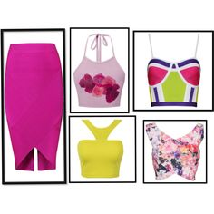 Which one? by maruska278 on Polyvore