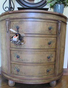 Decorative Tassel Burlap Orange Home Decor by TasselArabella