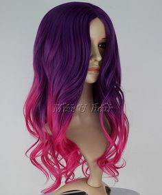 New Guardians of The Galaxy Gamora Wig - THIS ONE