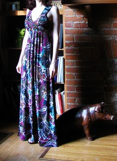 Make your own maxi dress!!!