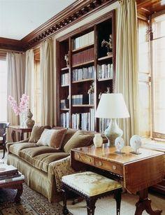 Michael S. Smith; New York Townhouse (Interior Design); New York, New York.