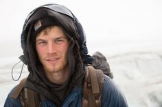 Dallas Seavey...Iditarod winner...Alaskan man...facial hair...Ultimate Surviver AK