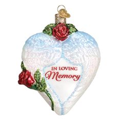 In Loving Memory #30050 by Old World Christmas