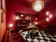 The togo sofa by Ligne Roset Armchair by Cassina Salon table by Piet Hein Eek Ligne Roset, Fountain, Armchair, Frozen, Sofa, Interior Design, Elegant, Table, Sofa Chair