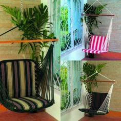 """""""#goregous #beautiful #hammockswing ideal #patio #furniture for your #home http://hangit.co.in #patiofurniture #gardenfurniture #hammocklife #hammocking…"""""""