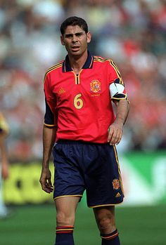 Fernando Hierro Pictures and Photos Stock Pictures, Stock Photos, Football Photos, Editorial News, Royalty Free Photos, Real Madrid, Image, Iron