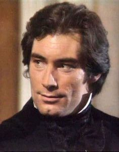 Timothy Dalton as Edward Rochester...He was awesome and lovely and the truest to the book...and ooohhh so handsome!! Those eyes!!!!!