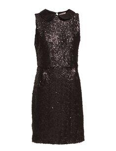FRIIS & COMPANY® - Lisabell Dress (Black) - Offizieller Online Shop Deutschland