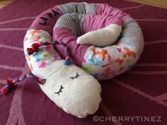 cherrytinez: Bettschlange