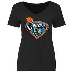 New York Liberty Women's Primary Logo Slim Fit T-Shirt - Royal New T, Liberty, New York, Slim, Logos, Sweatshirts, Fitness, Mens Tops, T Shirt