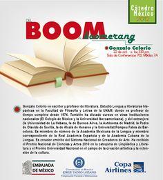 Cátedra México: Del Boom al Boomerang.