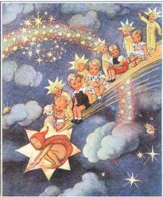 Star ride... by Wanda Lehre