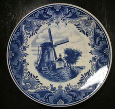 Delft Blue Chemkefa Charger.