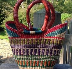 Just the cutest little Nyiariga basket www.injabulo.com