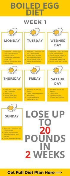 According to many experts, in case if you are looking for some fast solution and diet regime for fast weight-loss results, boiled egg are the best choice.