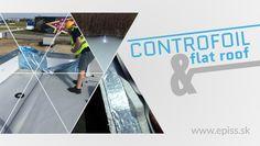 Odborníci vedia, že iskrová skúška potrebuje CONTROFOIL! Flat Roof