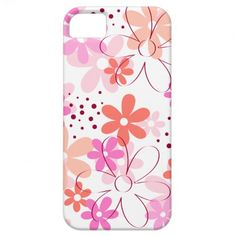 Floral iphone case iPhone 5 cases.  $39.95
