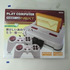 Play Computer Next FC compatible game machine/ycos1