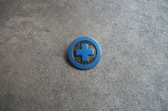 JANE ADAMS CLEVELAND OHIO 1960 hospital nursing school pin badge nurse