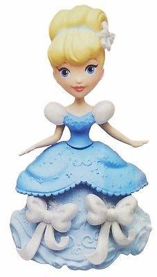 NEW-Cinderella-Disney-Princess-Little-Kingdom-Doll-Mini-Figure-Toy-Snap-Ins-NIP