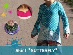 Cover Up, Butterfly, Shirts, Dresses With Sleeves, Etsy, Long Sleeve, Books, Design, Fashion