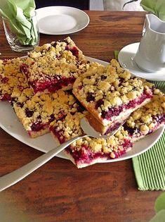 Fast crumble cake from home improvement Easy Cake Recipes, Cookie Recipes, Dessert Recipes, Oatmeal Banana Bread, German Cake, Cakes And More, Cheesecake Recipes, Cake Cookies, Cake Decorating