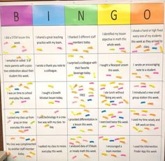 Found this online. Fun morale booster which also benefits students and staff members Teacher Morale, Staff Morale, School Leadership, School Counseling, Staff Motivation, Morale Boosters, How To Motivate Employees, Instructional Coaching, Teacher Appreciation Week