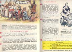 G. Jacquement - Histoire de France Cours élémentaire, Charles-Lavauzelle 1966