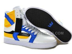 https://www.airyeezyshoes.com/supra-skytop-ii-white-yellow-blue-mens-shoes.html Only$63.00 SUPRA SKYTOP II WHITE YELLOW BLUE MEN'S #SHOES #Free #Shipping!