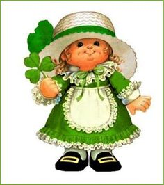 A 56 pieces jigsaw puzzle from Jigidi St Patricks Day Clipart, St Patricks Day Cards, Happy St Patricks Day, Saint Patricks, St Patricks Day Pictures, Pix Art, Alcohol Ink Crafts, Decoupage, St Patrick's Day Decorations