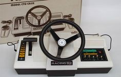 Color TV Game Racing (1978)