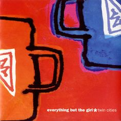 """For Sale - Everything But The Girl Twin Cities UK  7"""" vinyl single (7 inch record) - See this and 250,000 other rare & vintage vinyl records, singles, LPs & CDs at http://eil.com"""