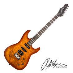 Riff City Guitar - Chapman ML-1 - Antique Sunburst with Gig Bag, $539.00 (http://www.riffcityguitaroutlet.com/chapman-ml-1-antique-sunburst-with-gig-bag/)