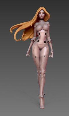 ArtStation - Sci_fi_girl, Вахтанг Ильясов