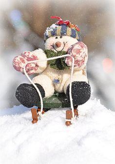 Oh Snow....Downhill I Go!!!