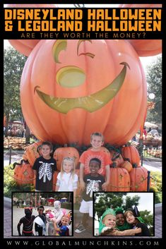 Disneyland Halloween and Legoland Halloween both have their own unique takes on this holiday. We take a look to see if it's worth it to go? Go Disneyland, Disneyland Secrets, Disneyland Resort, Disneyland Halloween, Disney Vacations, Disney Travel, Family Vacations, Cruise Vacation