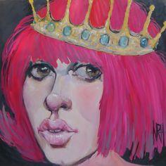 Pink Queen Brigett