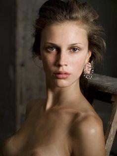 Le Monde France Jewelry Editorial Ph: Mona Kuhn Marine Vacth