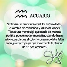 #Acuario #Astros #Horóscopo