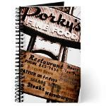 Porky's Fine Food Journal