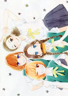 Hirunaka no Ryuusei - Illustrated book WIll try to search for this :)