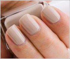 Essie's St. Tropez nail polish (nude)
