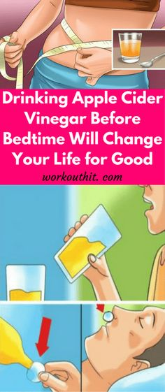 The apple cider vinegar has a vast number of usages, from pies, pickles to salads. However, it could also be used for drinking. Although surprising, if you drink some amount of it before going to bed, you can greatly improve your overall life and health. The apple cider vinegar can treat the following purposes: 1.Treats sore throat …
