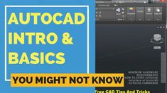 A very basic and most essential post for AutoCAD beginners about basics of AutoCAD. Before starting it is very important to get an in-depth knowledge of AutoCAD program. Autocad Free, Autocad 2016, Learn Autocad, Basic Drawing, How To Get, How To Plan, Electronics Projects, Knowledge, Education
