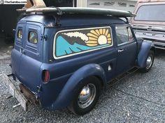 TheSamba.com :: VW Classifieds - Beetle Panel Van all steel old school build