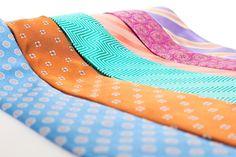 Pastel Ties Please!
