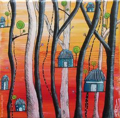 """Mon jardin secret 1 "" by Lerm"